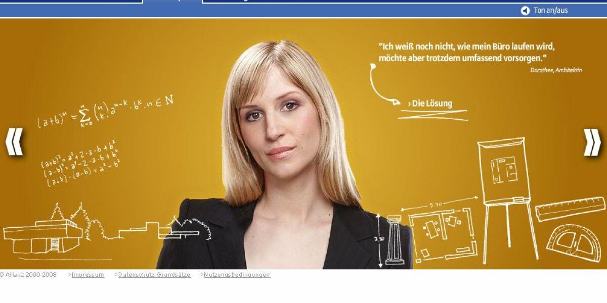 Allianz-Berufsunfähigkeits-Vorsorge