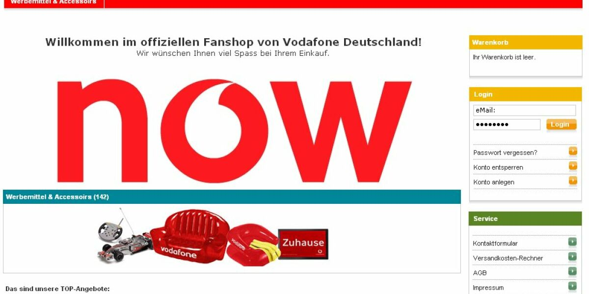 Vodafone-Collection