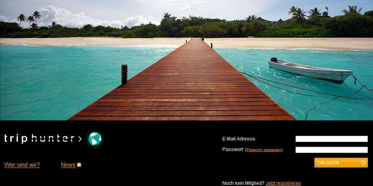 Triphunter-Screenshot