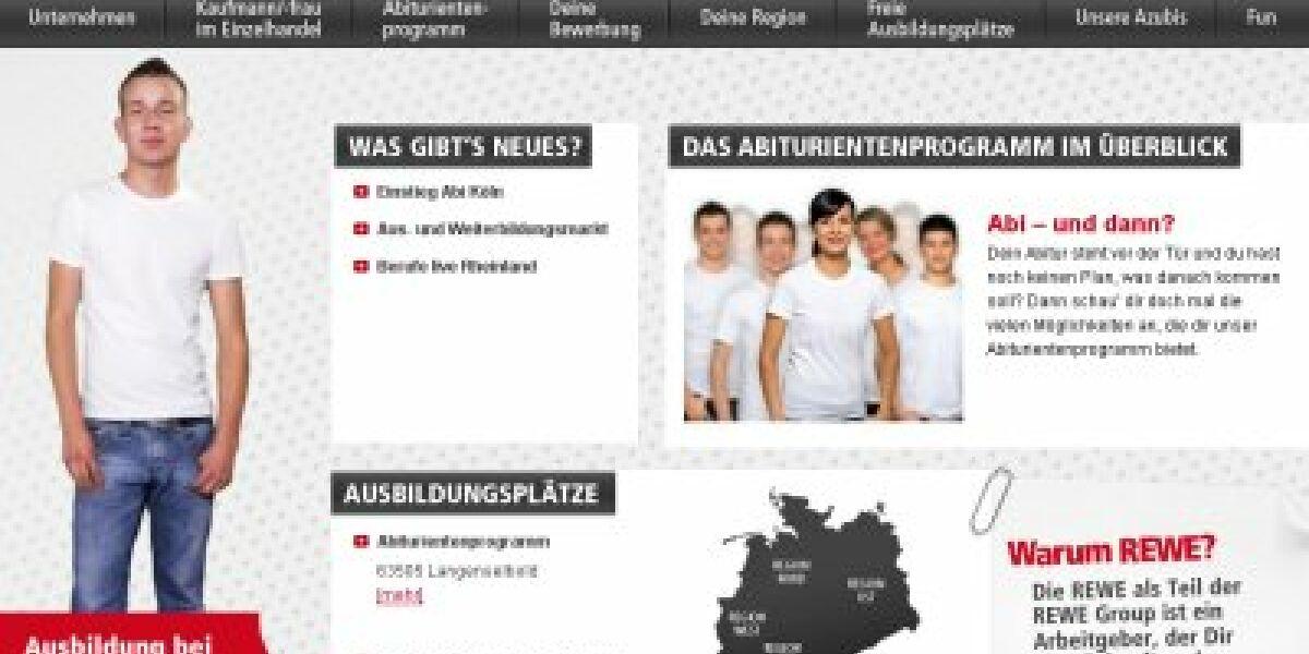 Rewe.de/Ausbildung