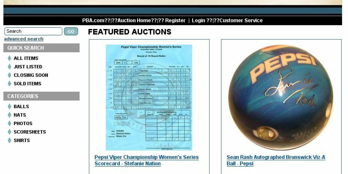 Auction.PBA.com