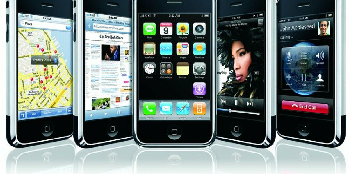 Iphone-Abbildung