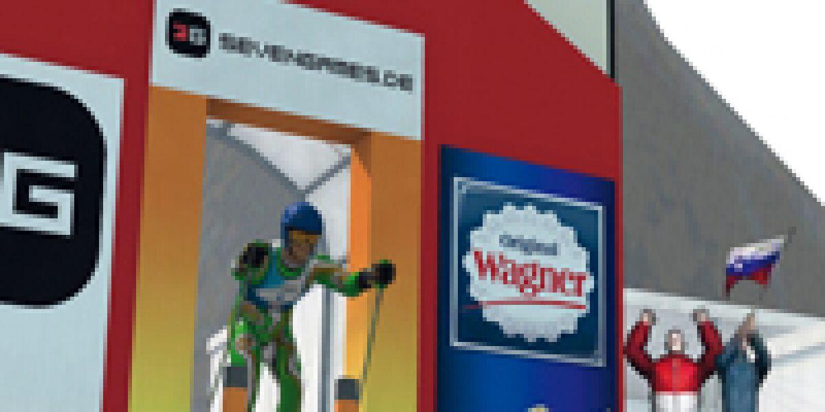 "Wagner-Kampagne bei ""Ski Challenge 2009"""