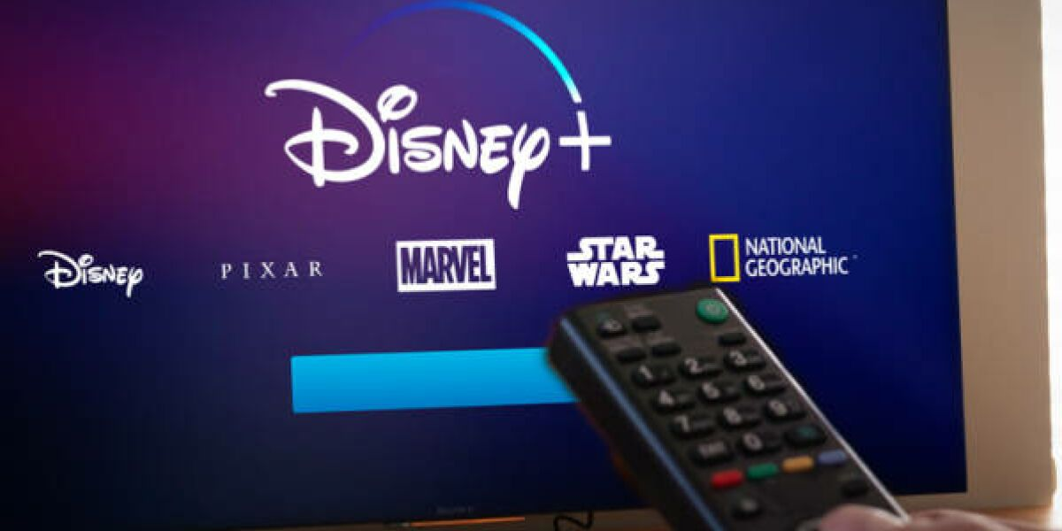 Disney+ im TV
