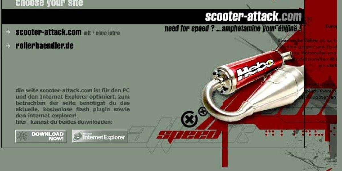 Scooter-Attack.com