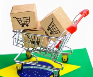 Online-Handel Brasilien