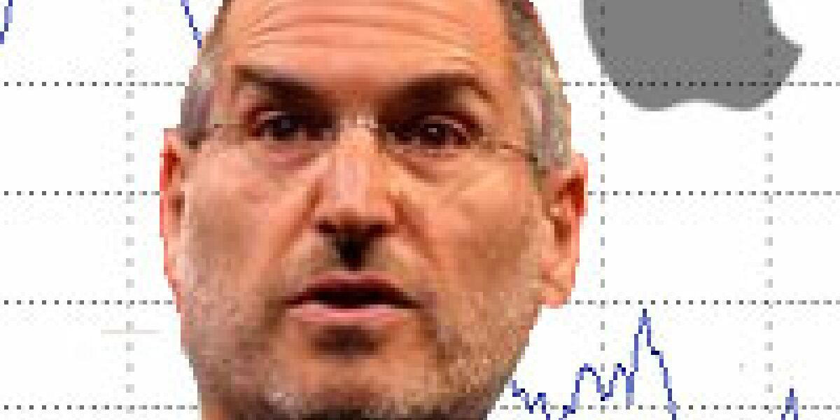 Apple: Steve Jobs setzt sechs Monate aus