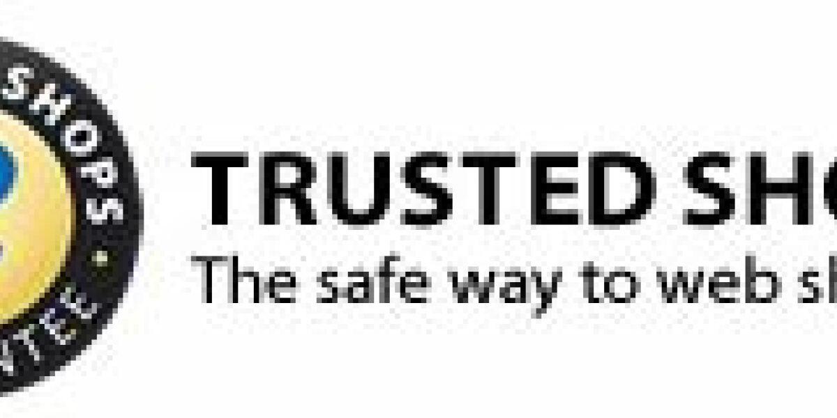 Gütesiegel von Trusted Shops
