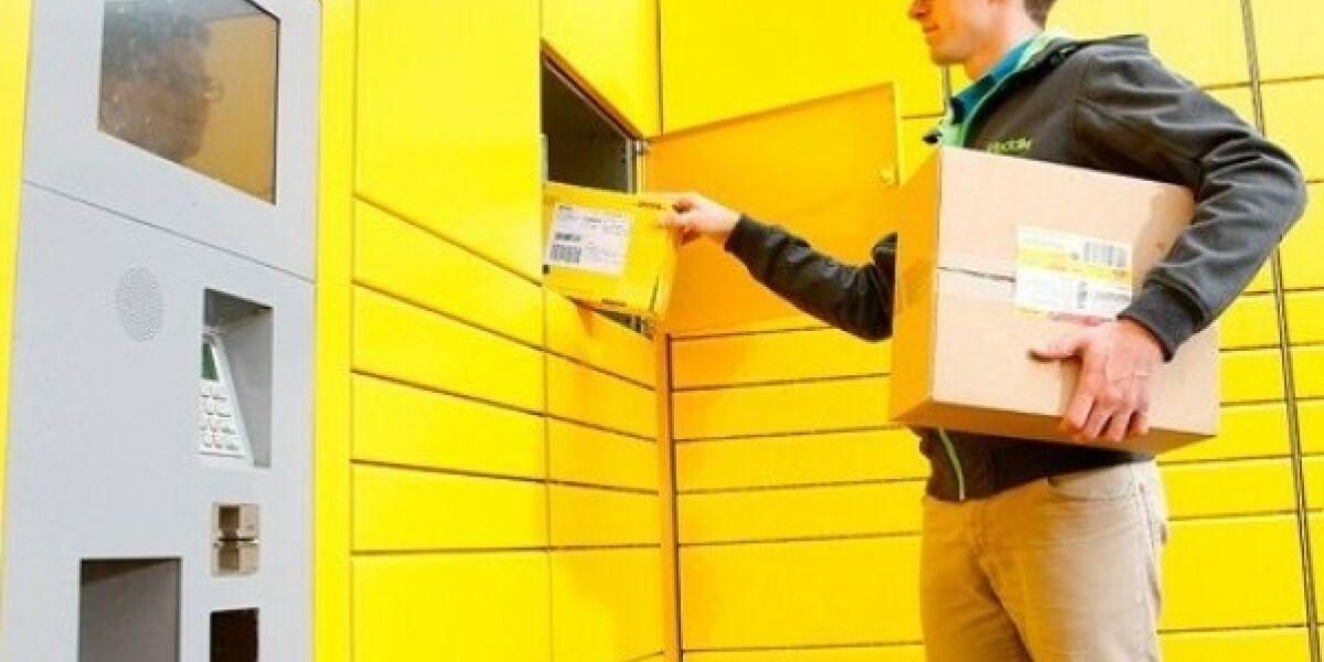 DHL Paketstation