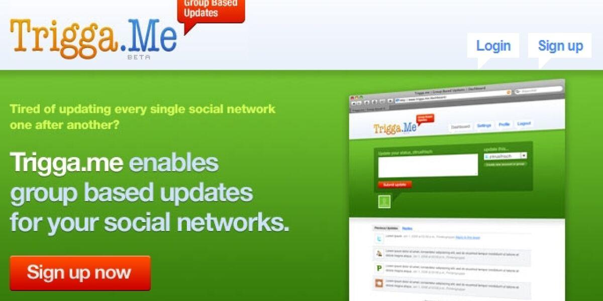internetworld.de bietet 200 Test-Zugänge für Trigga.me