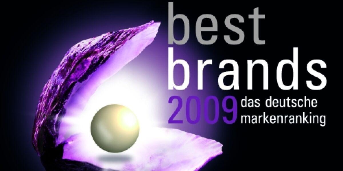 Google erfolgreichste Marke in Deutschland