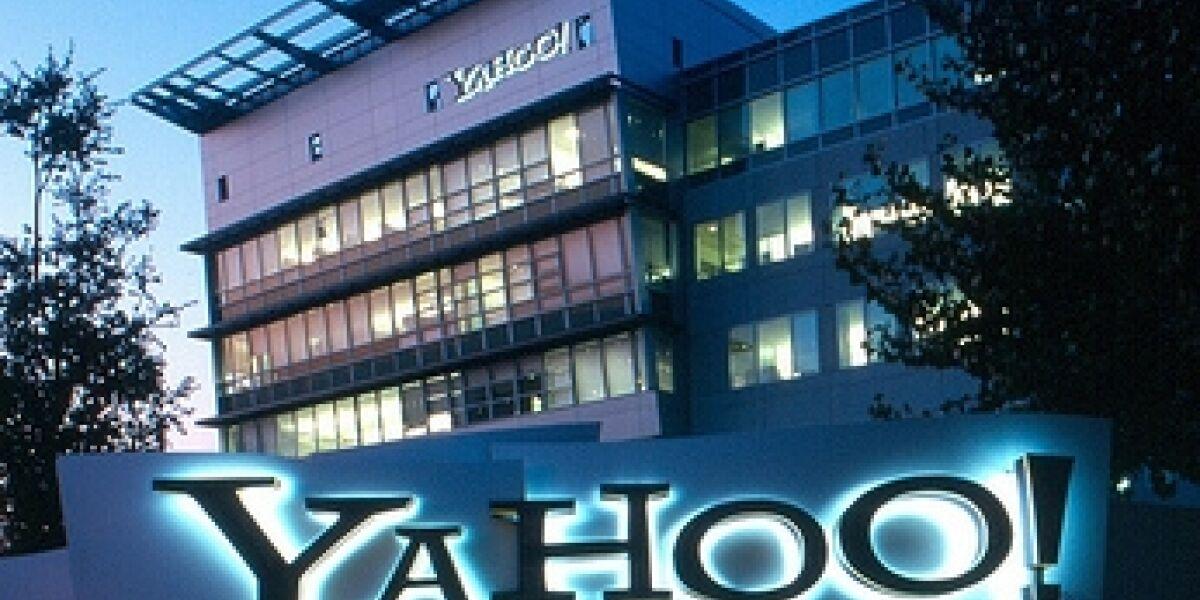 """Yahoo: Bartz """"räumt ihr Haus auf"""""""