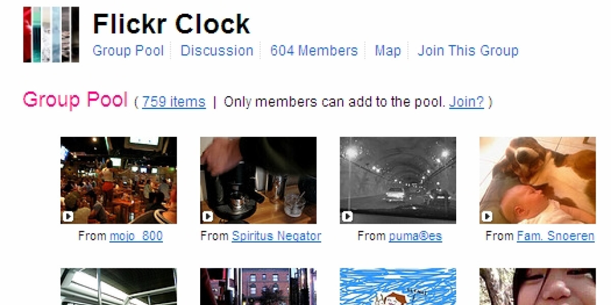 Flickr wird zu YouTube - ein bisschen