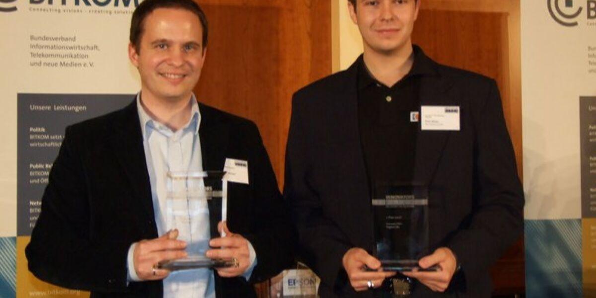 Käuferportal und Scoreloop gewinnen Innovators' Pitch