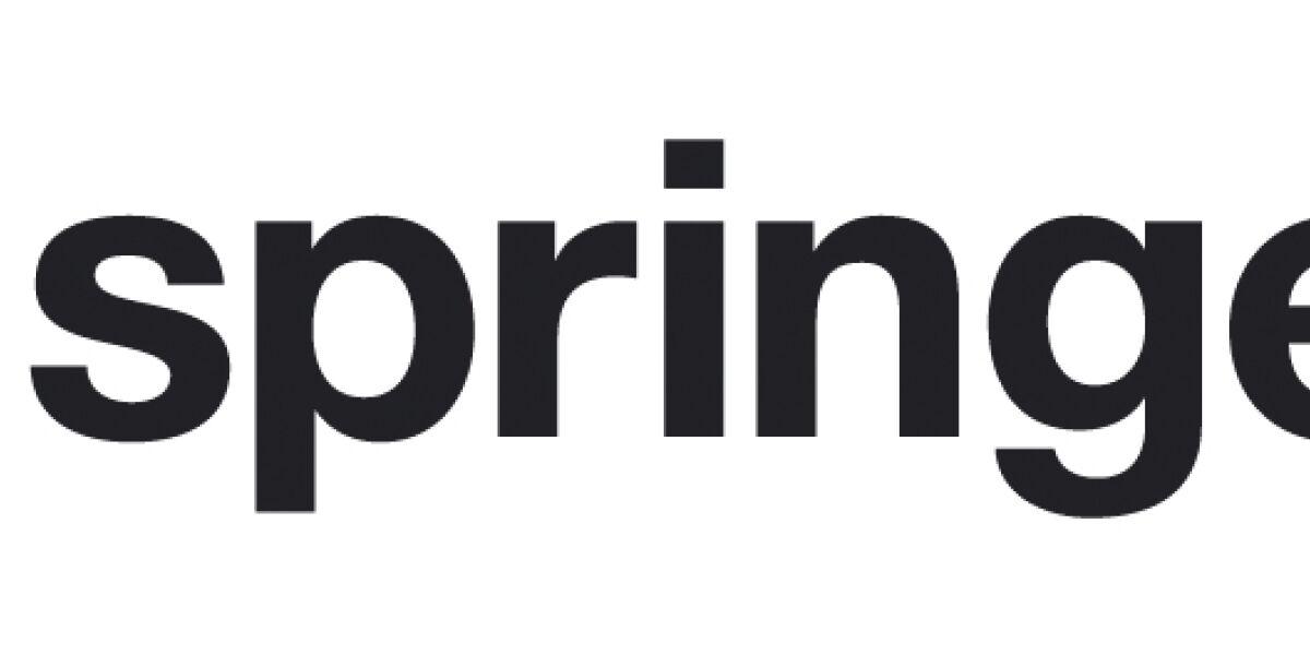 Axel Springer: 81 Prozent Umsatzplus bei Internetaktivitäten