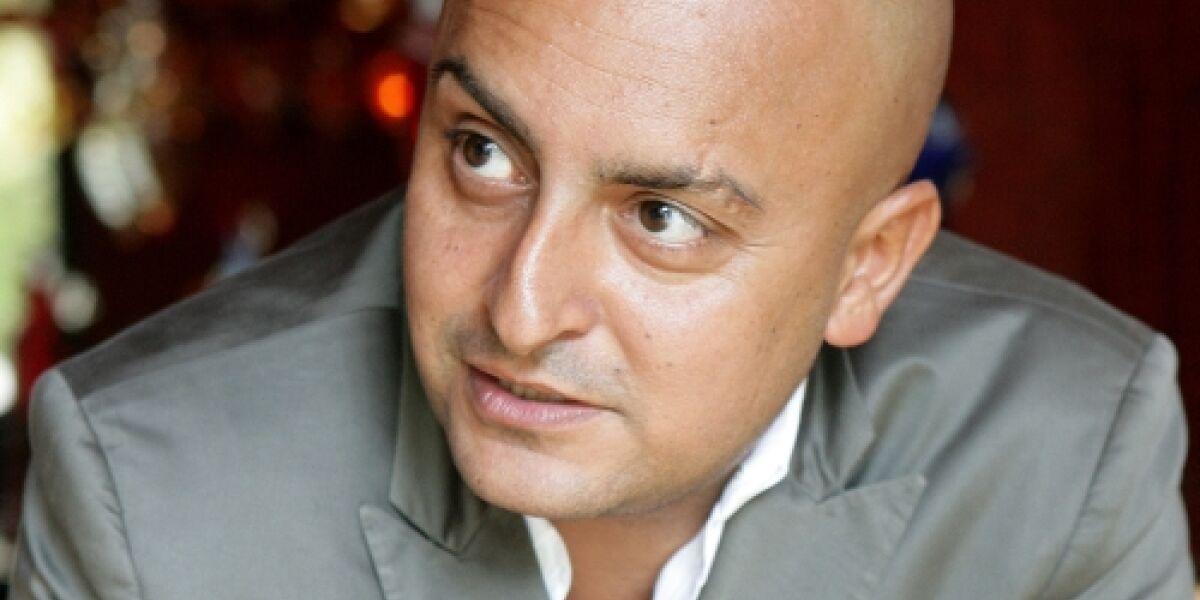 Amir Kassaei spricht auf dem DMMK
