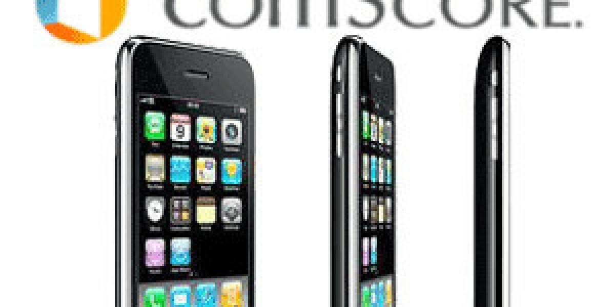 iPhone-Besitzer nutzen das mobile Internet intensiv