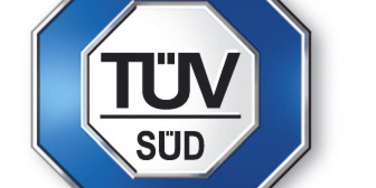 TÜV-Süd-Siegel