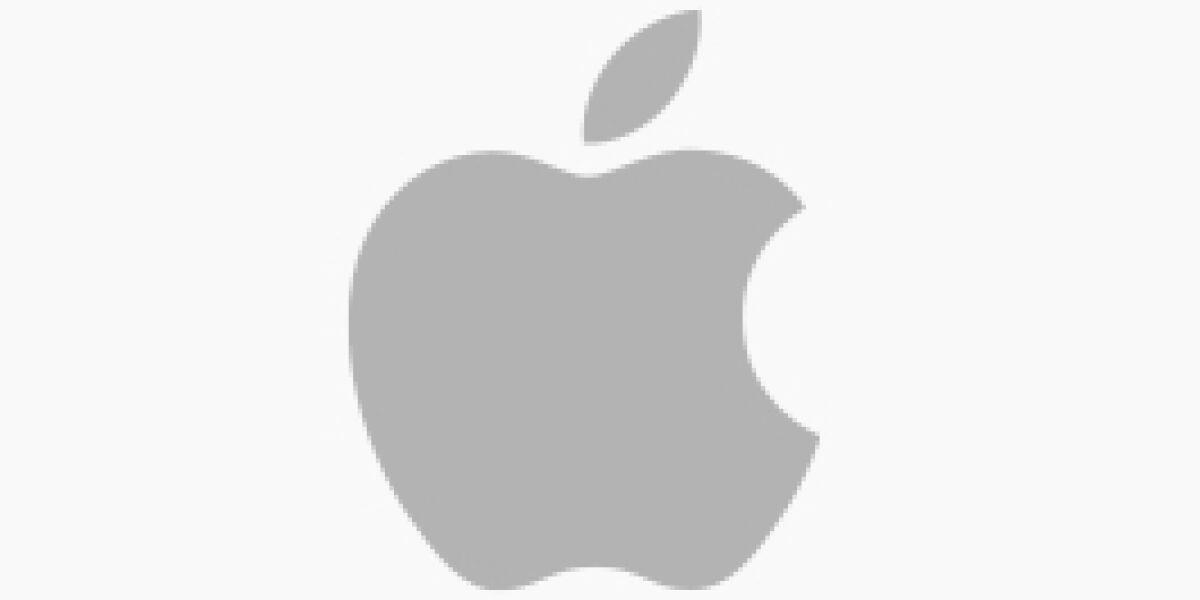 Apple verzeichnet Rekordquartal
