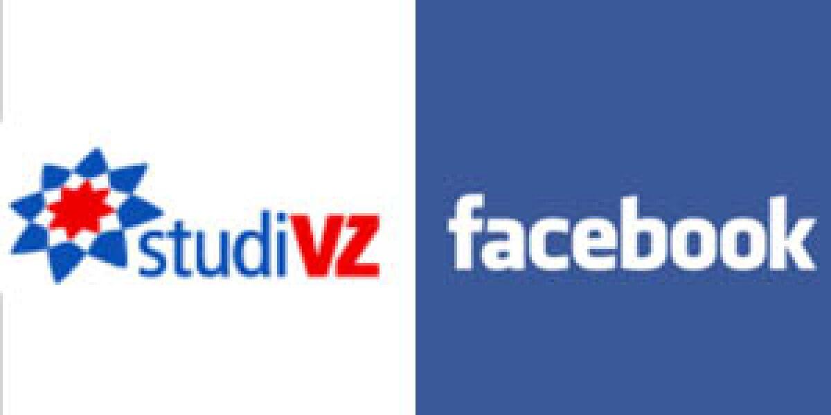 Facebook klagt gegen StudiVZ