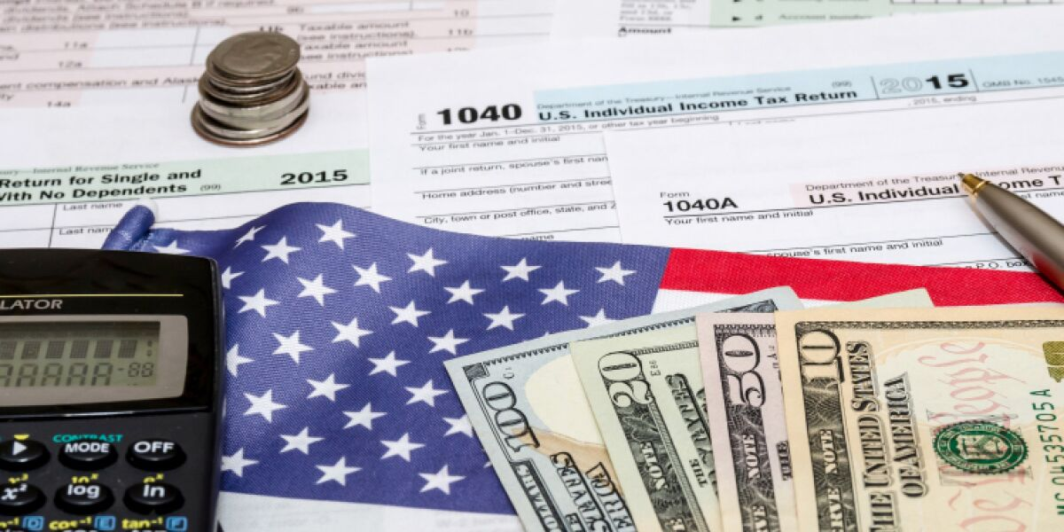 USA und Steuern