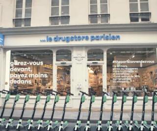 Kleiner Laden in Paris