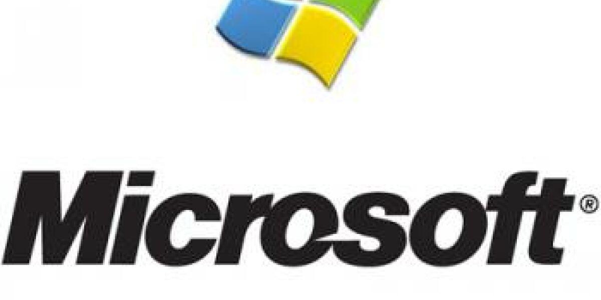 Microsoft stellt Patches für Softwarelücken zur Verfügung