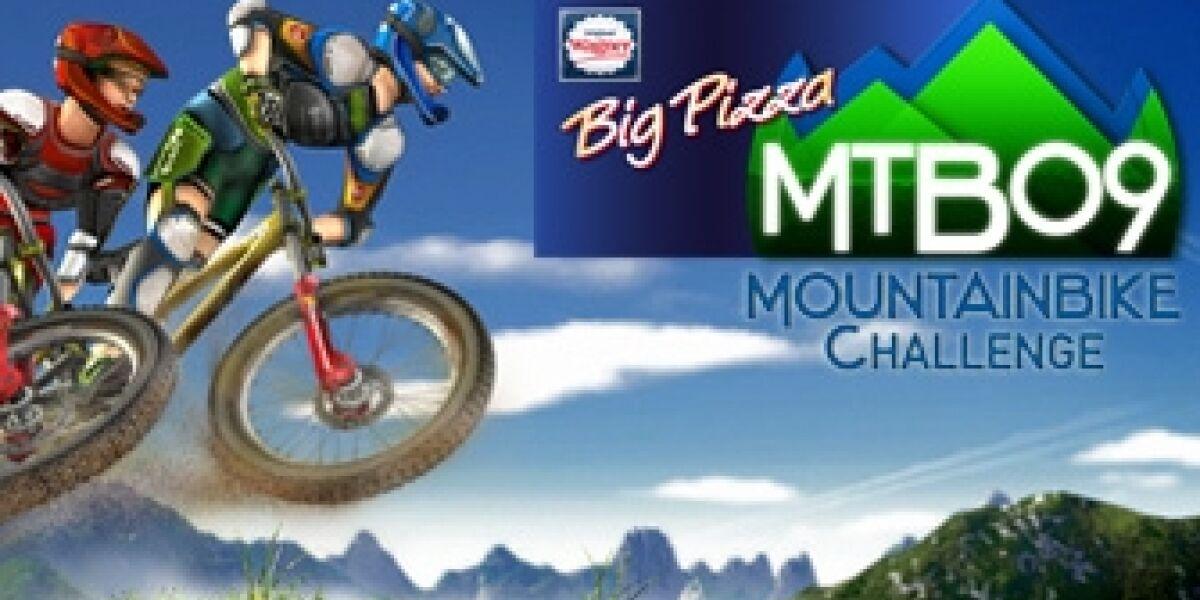 Wagner Pizza sponsert Mountainbike Challenge (Foto: Greentube)
