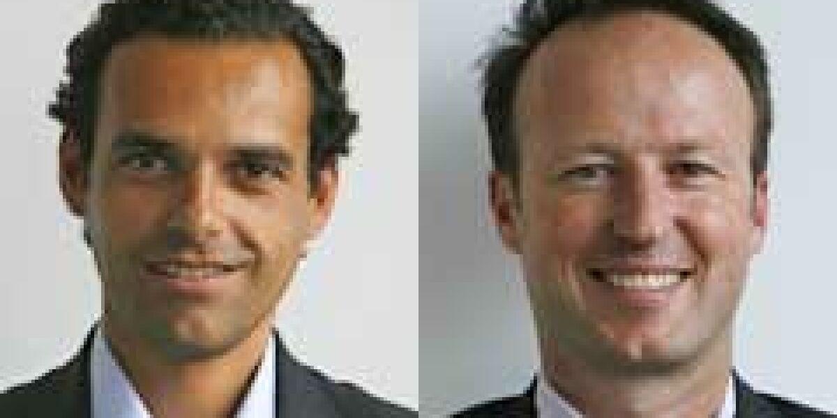 Zwei neue Geschäftsführer für AutoScout24