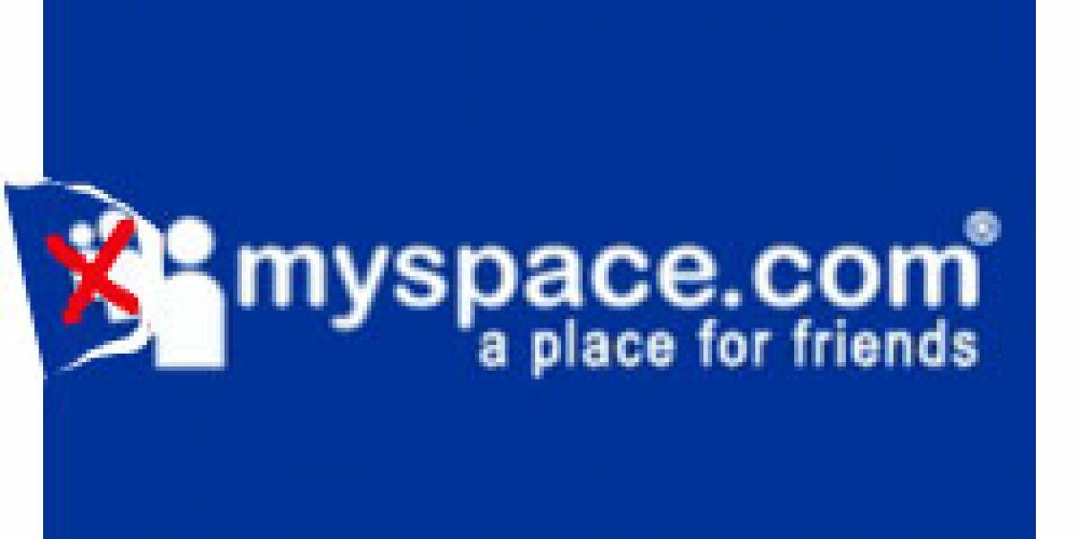 MySpace streicht 420 Stellen
