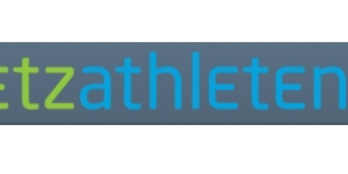 Netzathleten werden vertikales Netzwerk