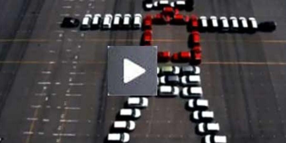 Achtung, ansteckend: Ein Bild von einem Auto