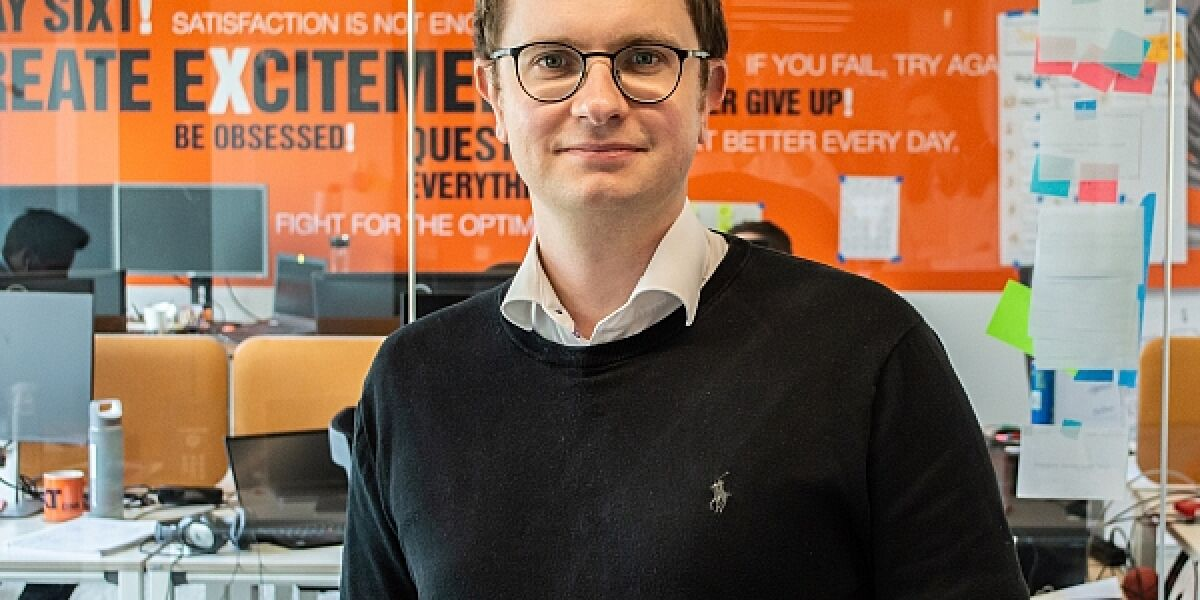 Werner Huber, Sixt Labs