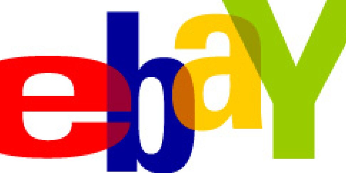 eBay-Gewinn um 29 Prozent gefallen