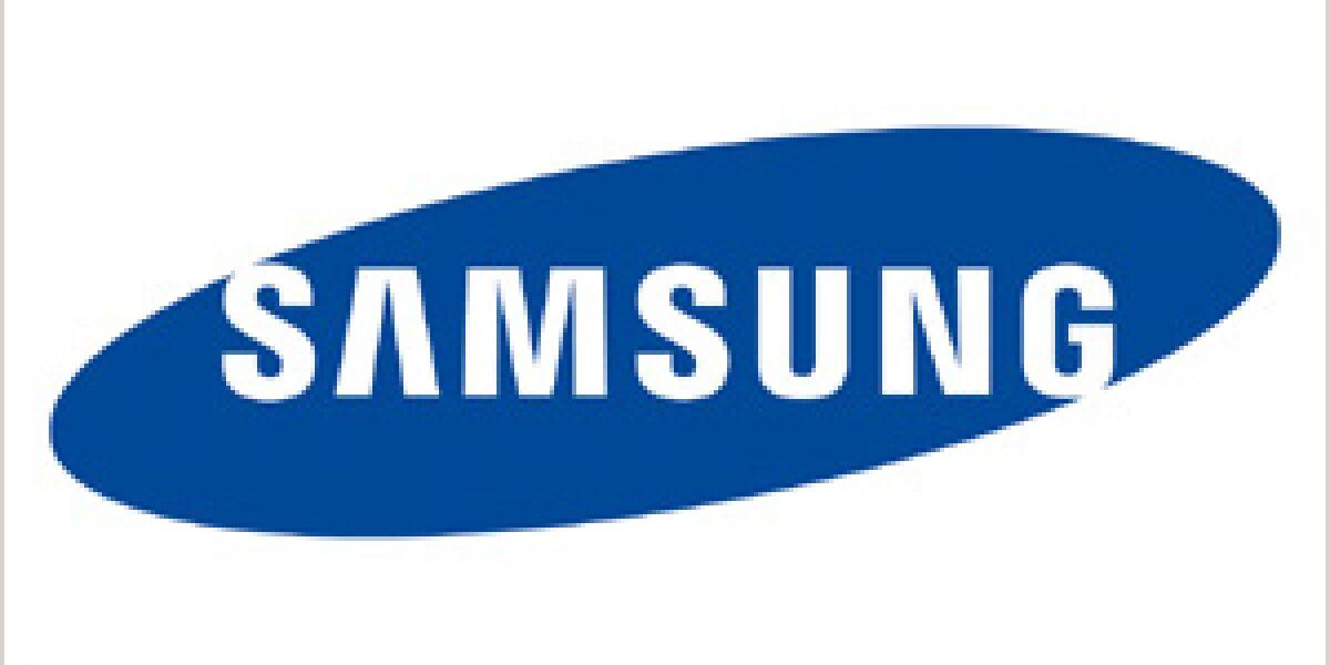 Samsung stellt erstes E-Book vor