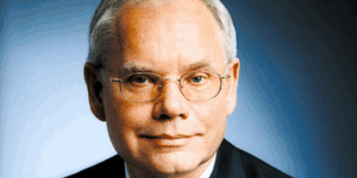 Hartmut Pohl leitet die Initiative Deutscher Internet Rat