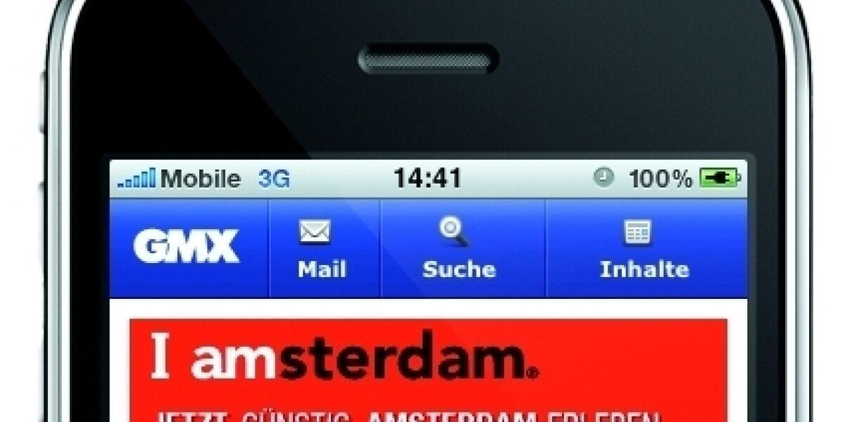 United Internet Media relauncht Mobile-Portale
