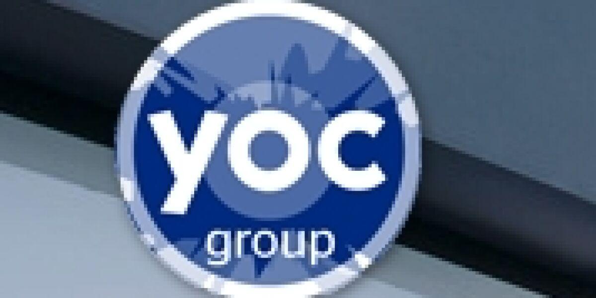 Fünf Prozent Umsatzplus für YOC