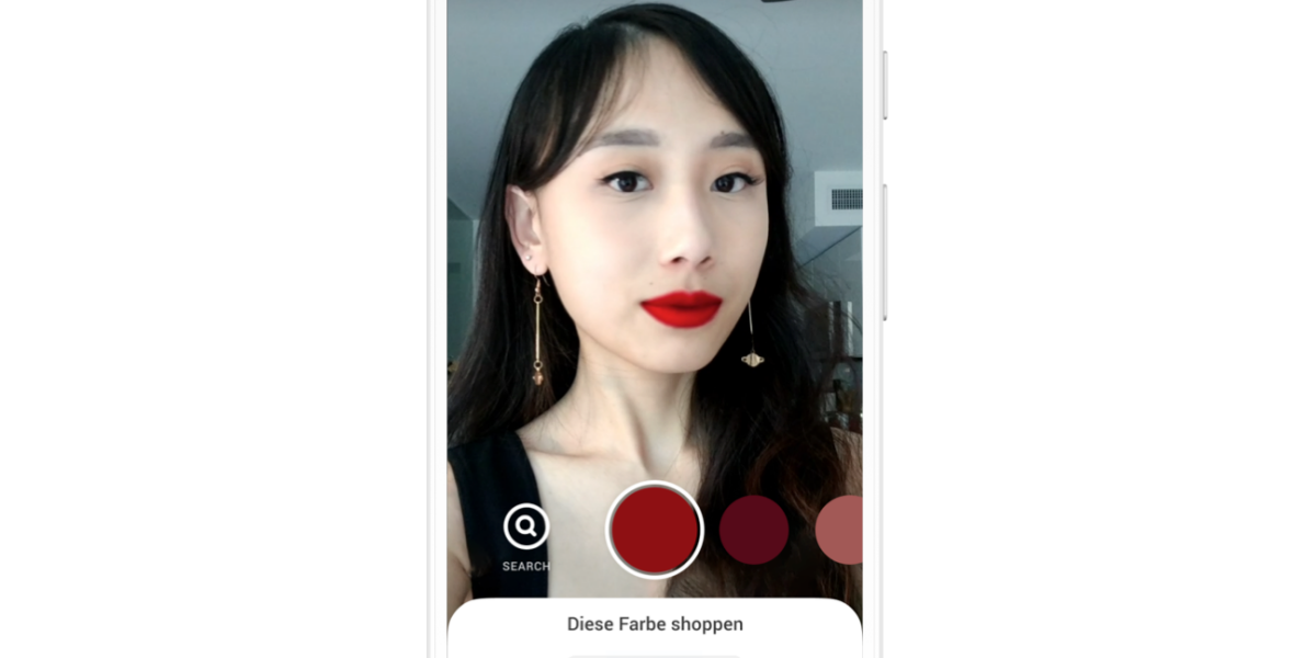 Try On Feature