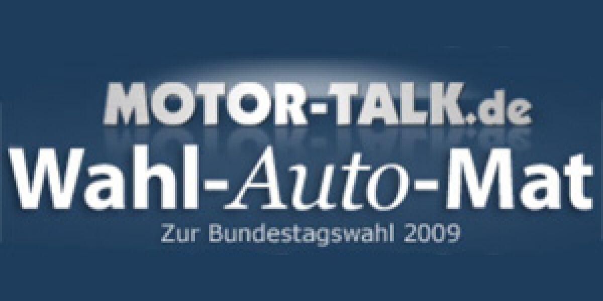"Motor-Talk startet ""Wahl-Auto-Mat"""