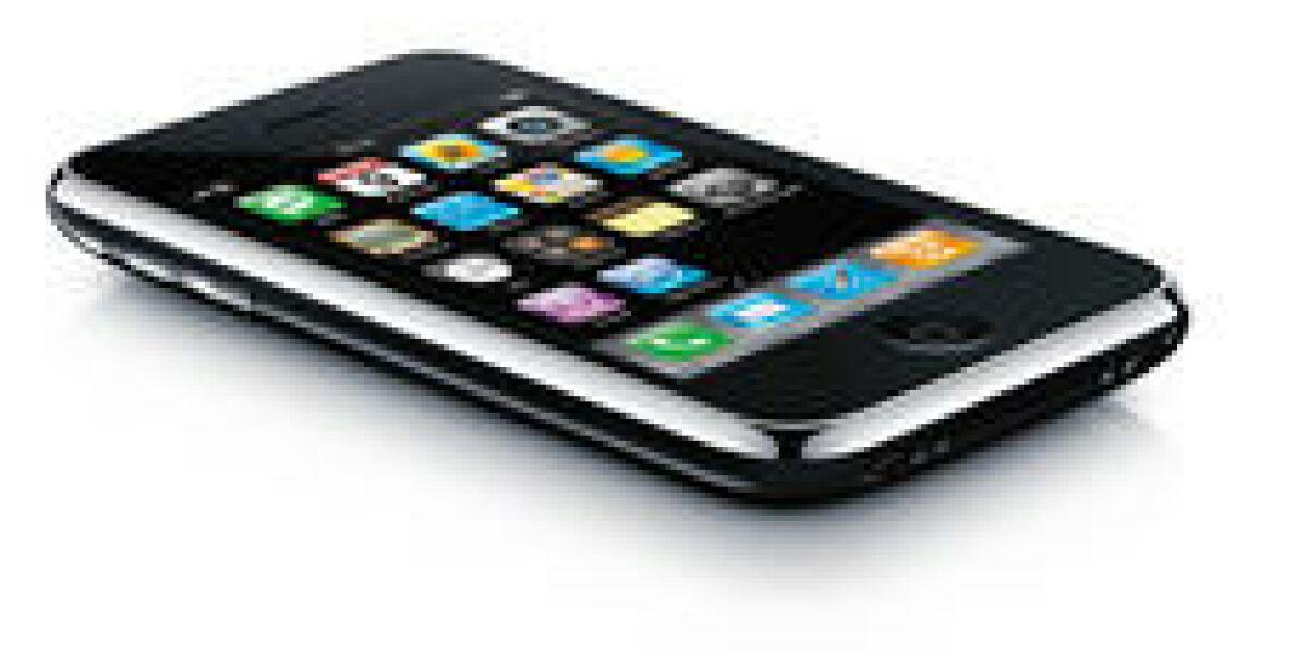 iPhone-Besitzer geben 80 US-Dollar für Applikationen aus