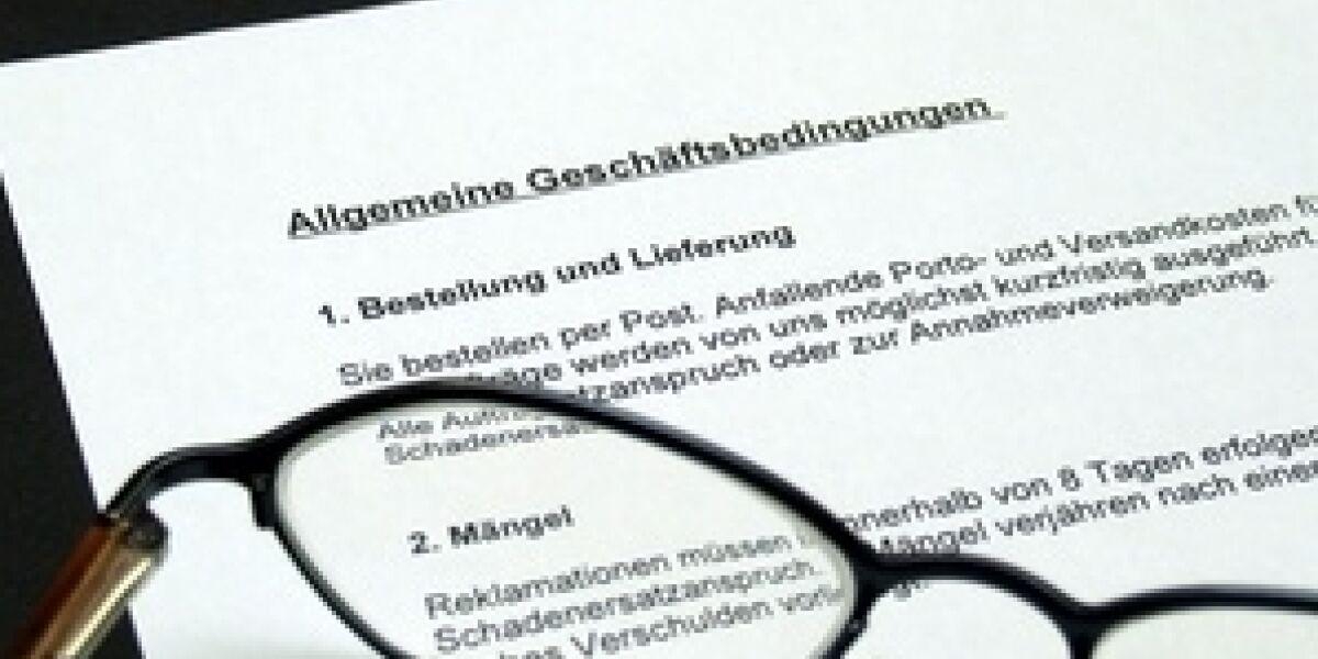 janolaw bietet AGB-Hosting-Service für Händler (Foto: Fotolia.de/Gunnar Leon)