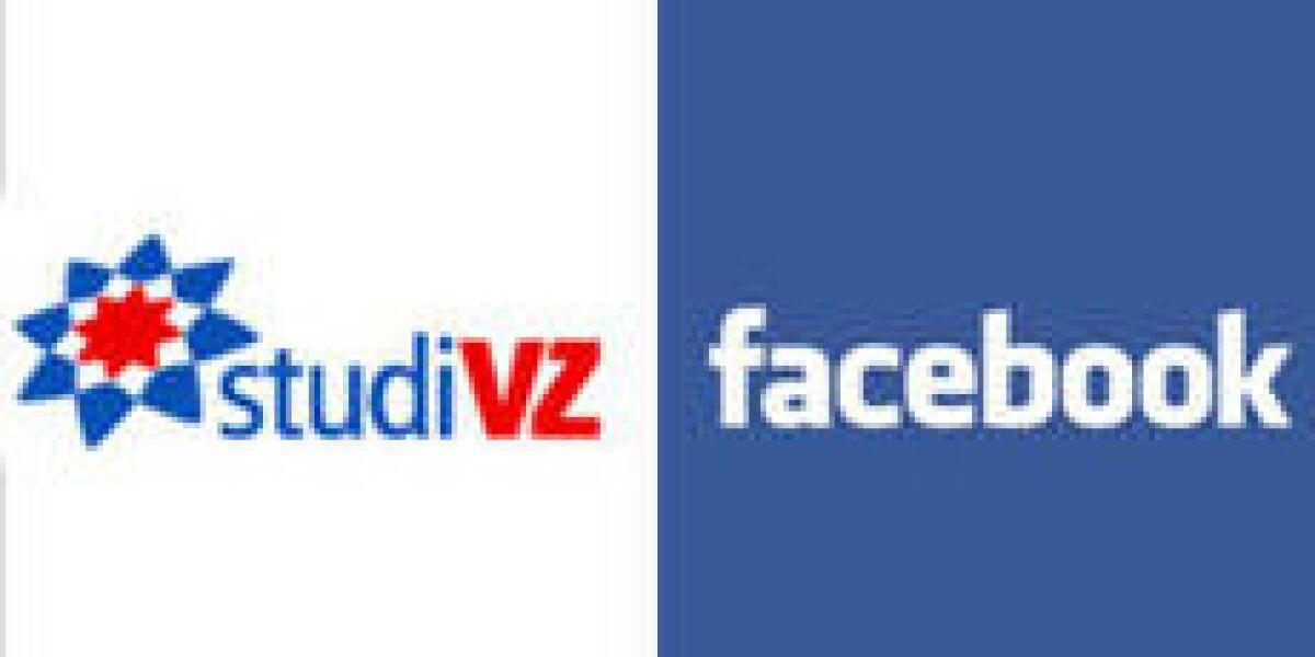 Facebook und studiVZ vertragen sich wieder
