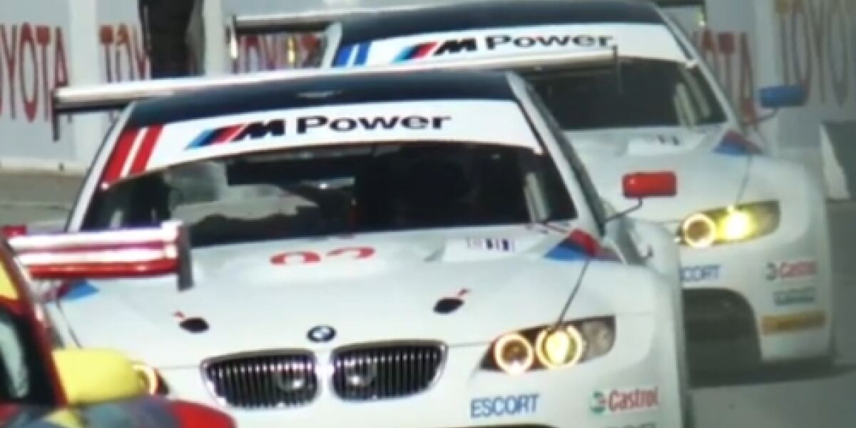 denkwerk realisiert das neue BMW TV