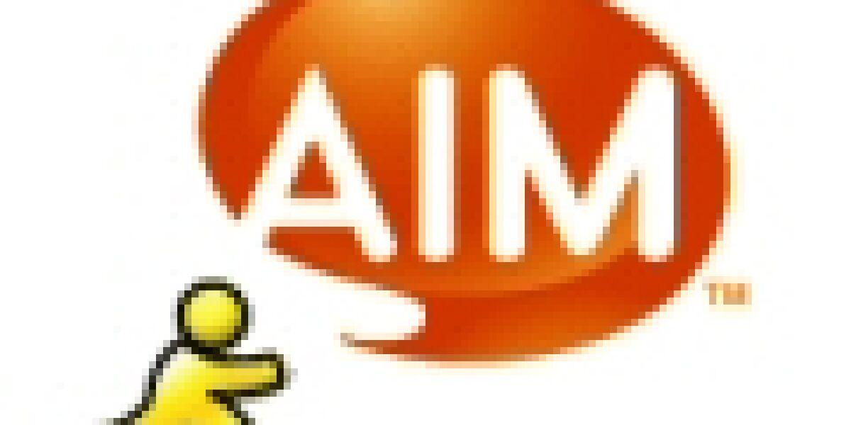 AIM sendet Lifestream jetzt auf iPhone