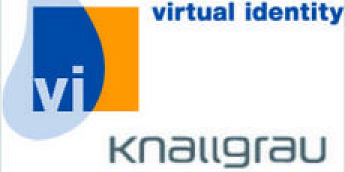 Virtual Identity übernimmt Knallgrau