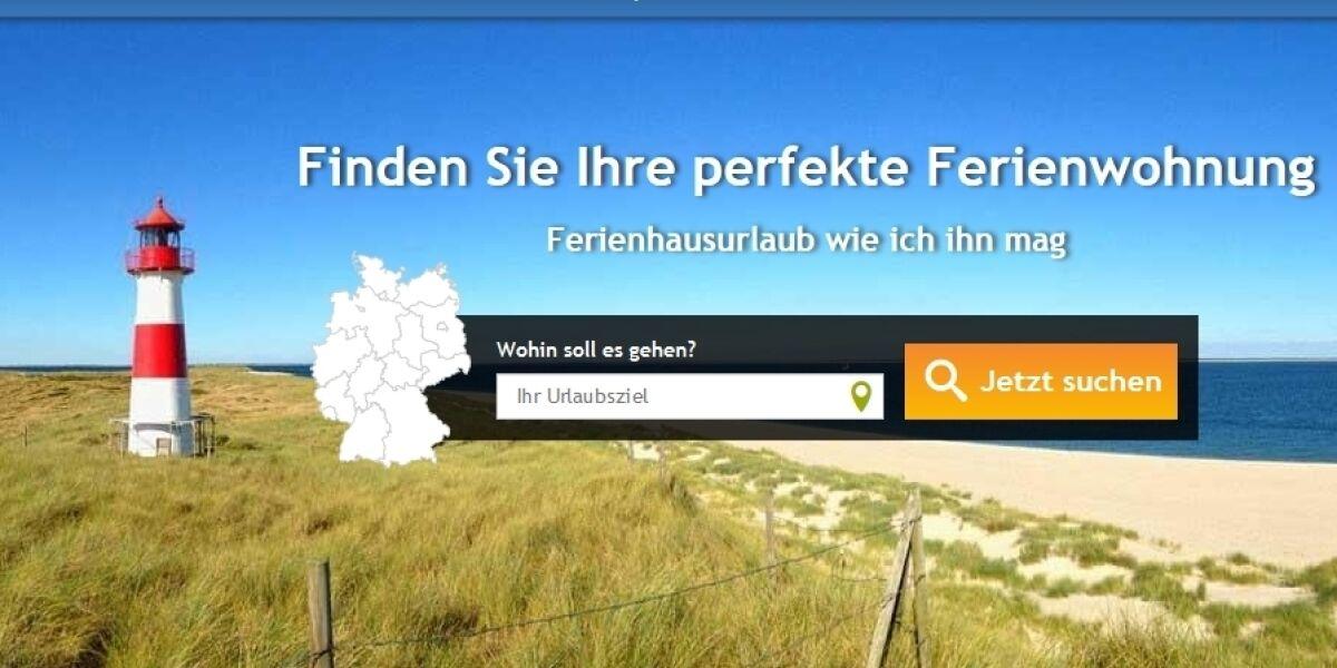 Homepage von Bestfewo