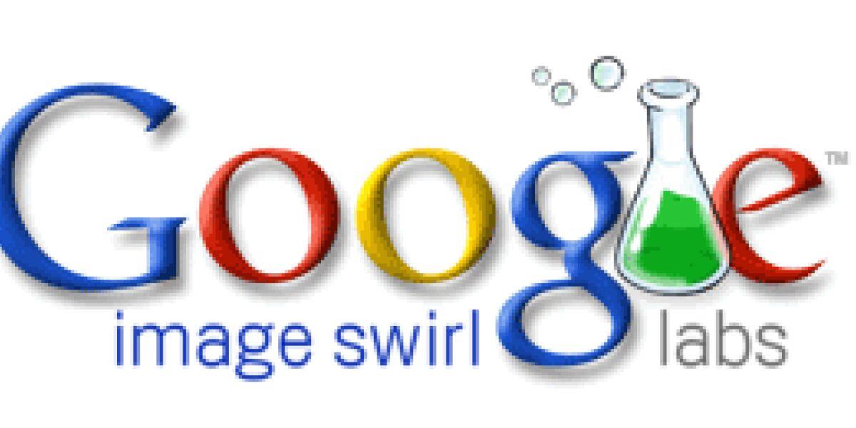 Google experimentiert mit Image Swirl