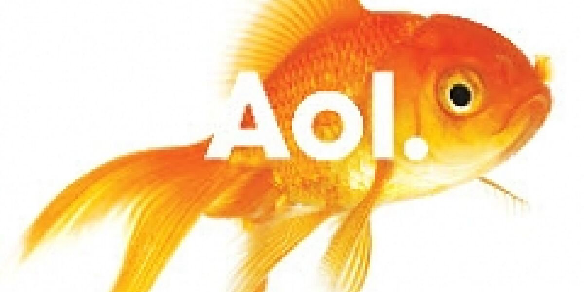 Neues Markenzeichen für AOL