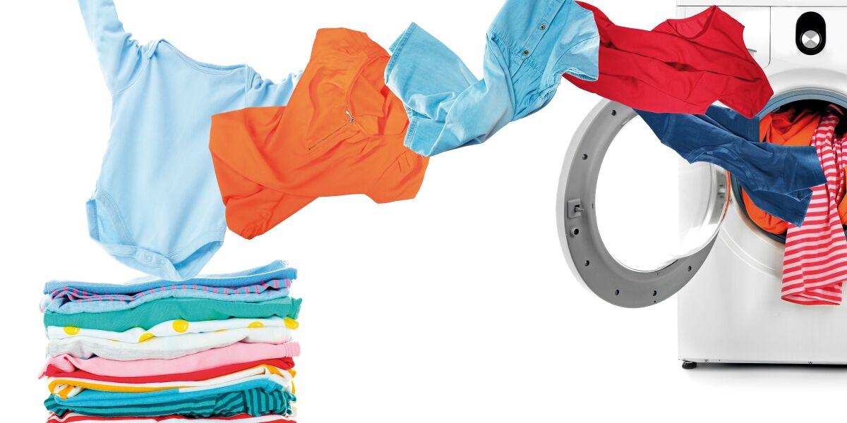 Digitalisierung-Waschen